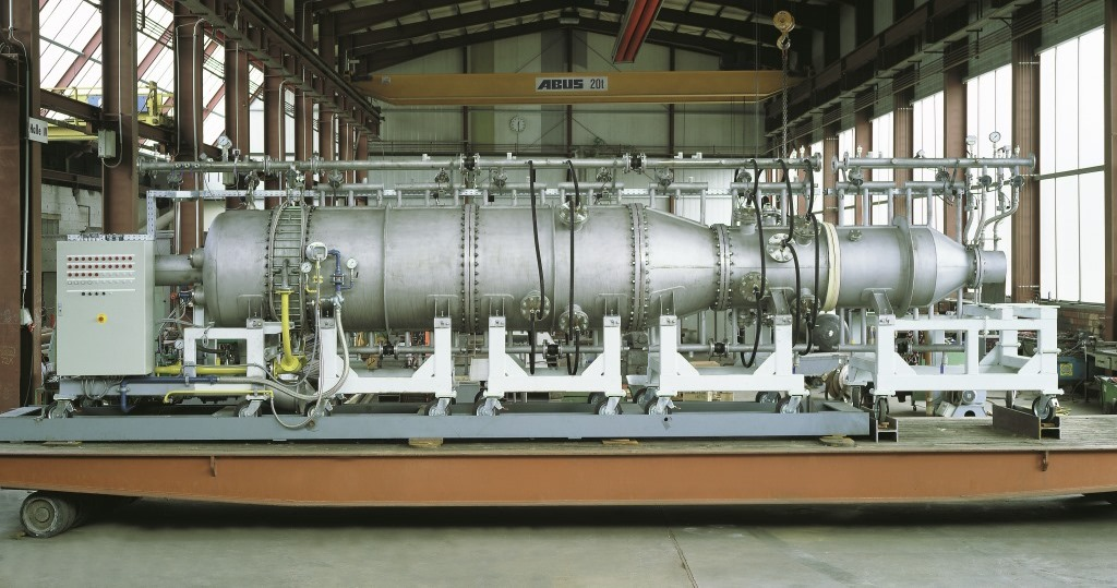Pressure combustion chamber – Hyper-sound