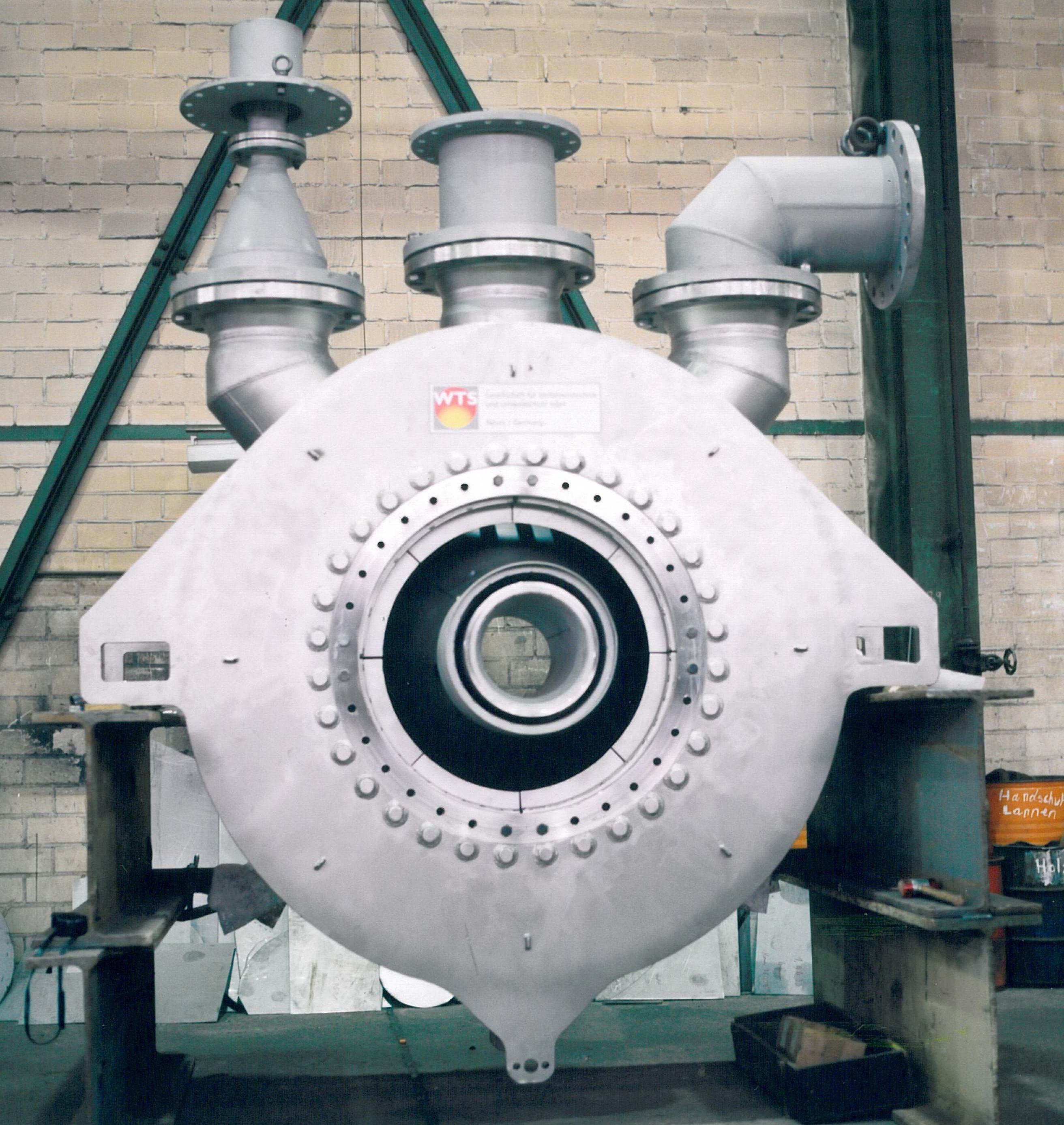 Pressure chamber